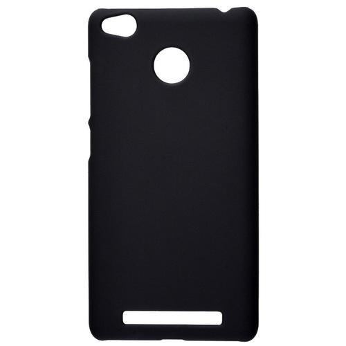 Накладка пластиковая skinBox Shield Xiaomi Redmi 3/3S/Pro Black