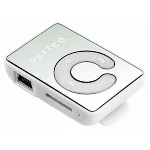 Плеер Mp3 Perfeo Music Clip Color VI-M003 White