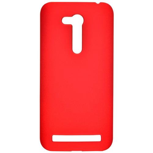 Накладка пластиковая skinBox Shield  Asus ZenFone Go ZB452KG Red