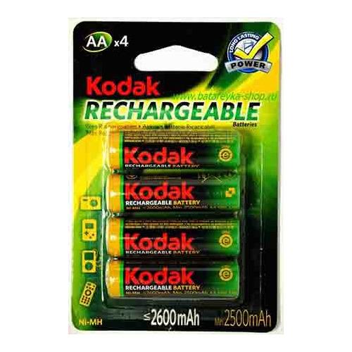 АКБ Kodak R-06 (2600mAh) (1шт.)