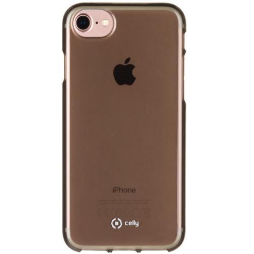 Накладка силиконовая Celly Gelskin iPhone 7 Black