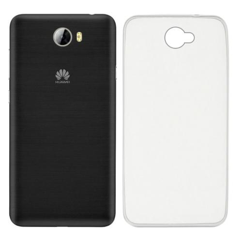 Накладка силиконовая Goodcom Ultra Slim Huawei Y6II Clear фото