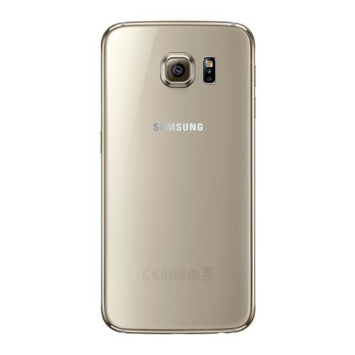 Защитное стекло на Samsung G920F Galaxy S6 заднее, Ainy, 0.2мм White