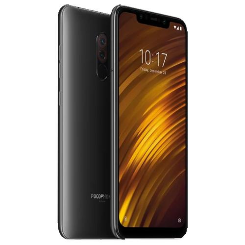 Смартфон Xiaomi Pocophone F1 6/64Gb Black фото