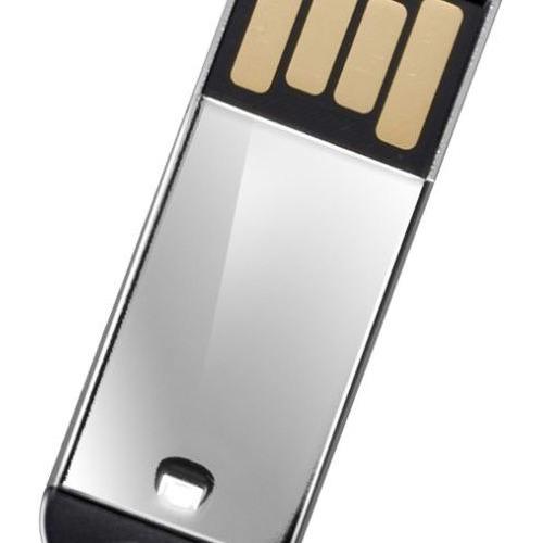USB накопитель Silicon Power Touch 830 (4Gb) нерж.сталь влагозащитный