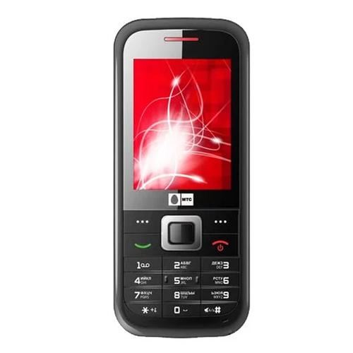Телефон MTC 535 Black