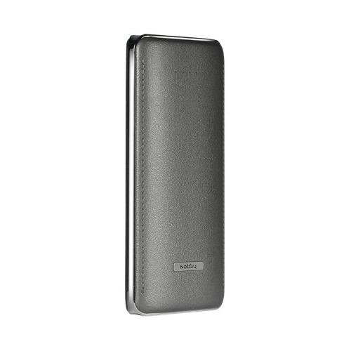 Внешний аккумулятор Nobby Comfort 017-002 10800 mAh Graphite
