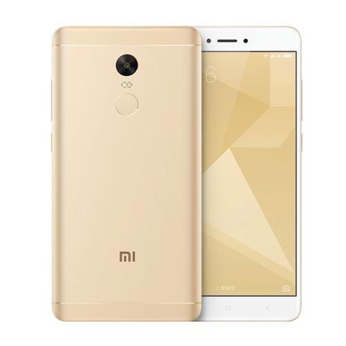 Телефон Xiaomi Redmi Note 4X 3/32Gb Gold фото