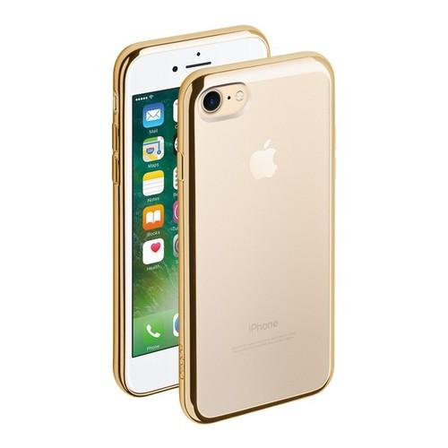 Накладка силиконовая Deppa Gel Plus Case iPhone 7 Gold