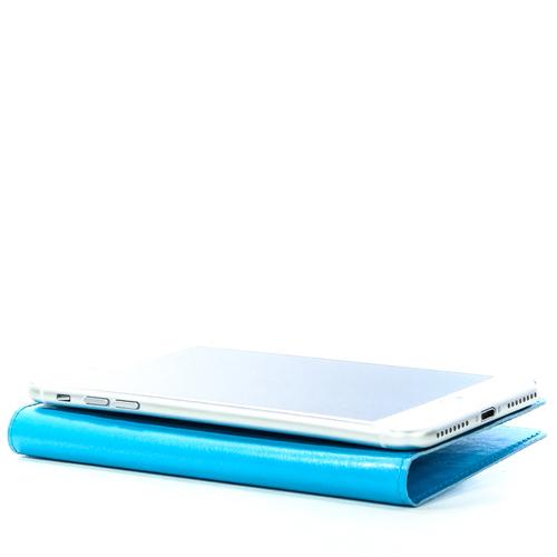 """Чехол-книжка Code универсальный M (4.3""""-5.5"""") Blue фото 13"""