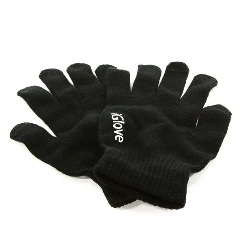 Перчатки iGlove для сенсорных устройств Black