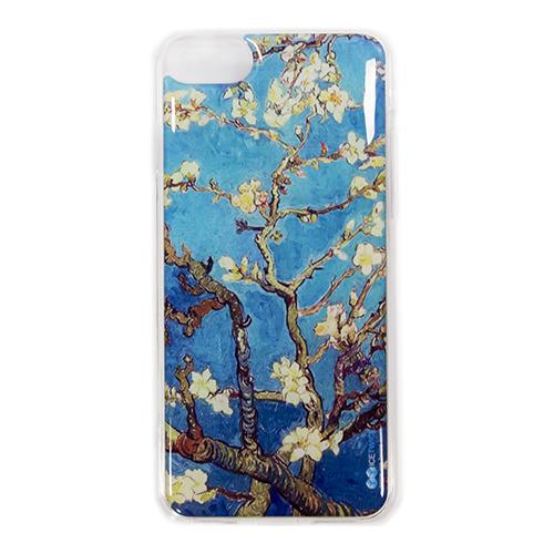 Накладка силиконовая IceTwice iPhone 7 / iPhone 8 Яблоня №503