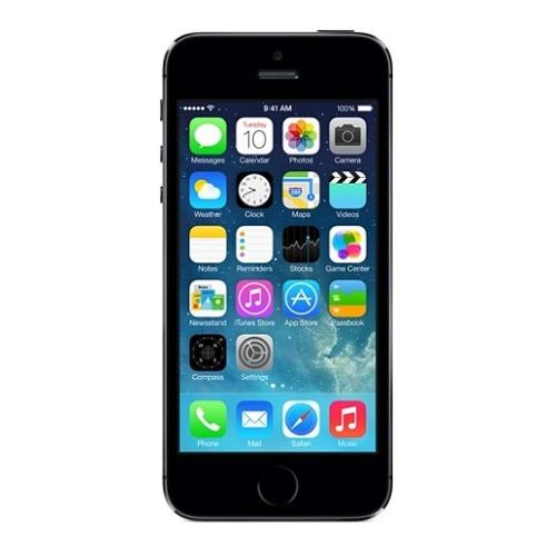 Телефон Apple iPhone 5S 32Gb Space Grey