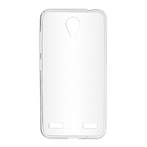 Накладка силиконовая skinBox slim ZTE Blade A520 Clear