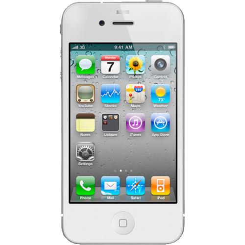Телефон Apple iPhone 4 8 Gb White