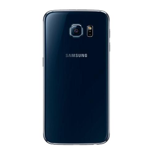 Защитное стекло на Samsung G920F Galaxy S6 заднее, Ainy, 0.2мм Black