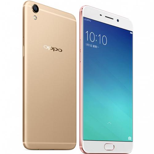 Телефон Oppo R9 64Gb Gold фото