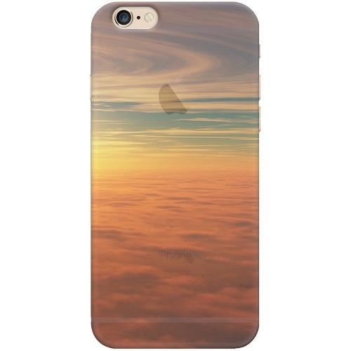 Накладка пластиковая Deppa Art Case iPhone 6/6S Nature Небо