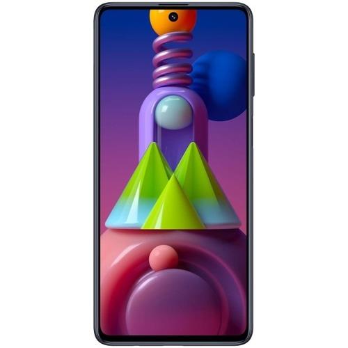 Телефон Samsung M515F/DS Galaxy M51 128Gb White фото