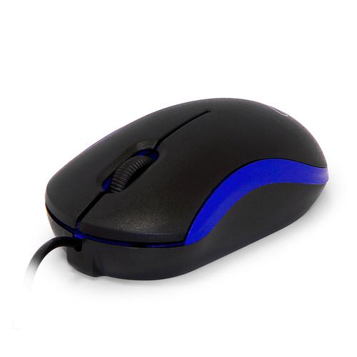 Мышь CBR CM112 USB Blue проводная
