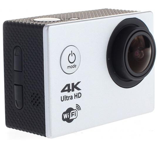 Экшн-камера Prolike 4K, Silver