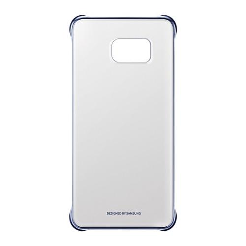 Накладка пластиковая Samsung Clear Galaxy S6 Edge+ EF-QG928MBEGRU Black