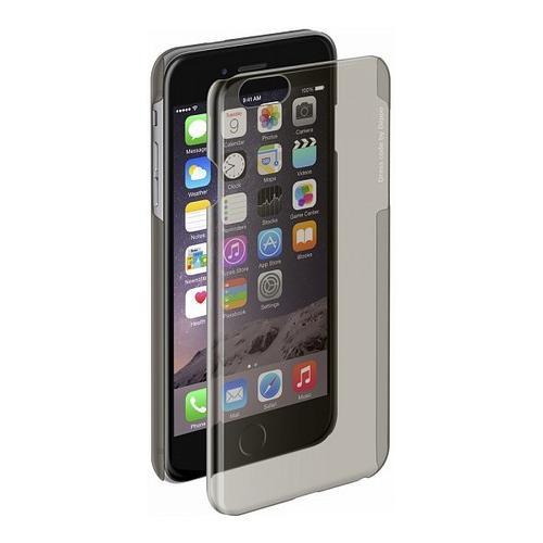 Накладка пластиковая Deppa Pure Case iPhone 6/6S Hard Coating Black