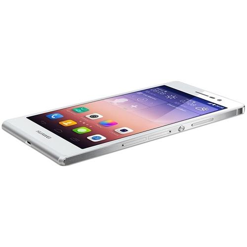 Телефон Huawei Ascend P7 White фото 3