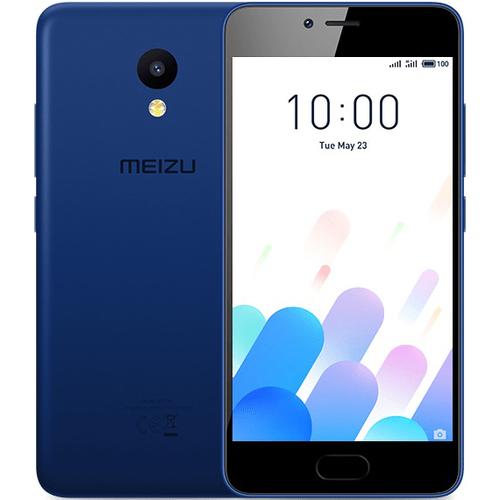 Телефон Meizu M5c 16Gb M710H Blue