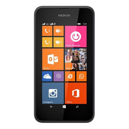 Телефон Nokia 530 Lumia Dual sim Dark Grey