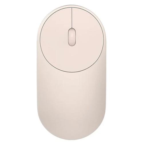 Мышь Xiaomi Mi Portable Mouse HLK4003CN Gold беспроводная
