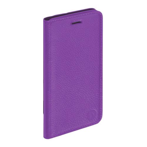 Чехол-книжка для iPhone 6 Wallet Cover и защитная пленка, Deppa, фиолетовый