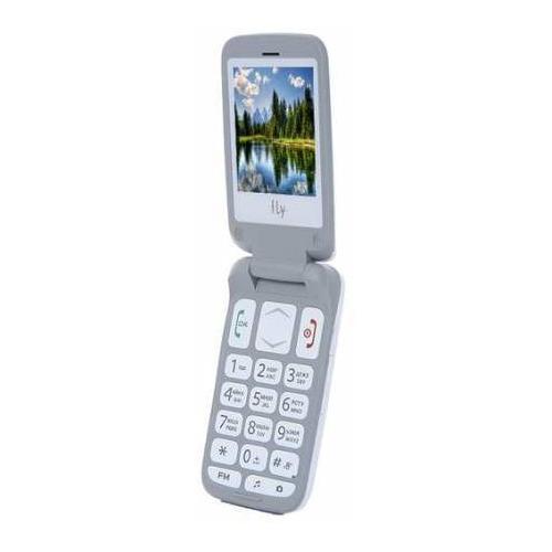 Телефон Fly Ezzy Trendy 3, White