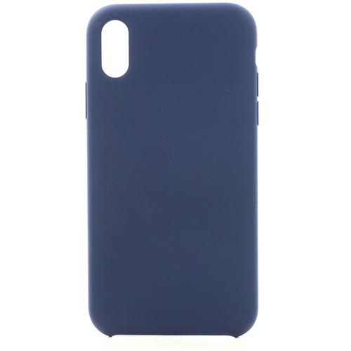 Накладка силиконовая uBear Touch Case iPhone XR Dark Blue
