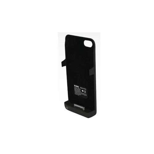 Накладка-аккумулятор Exeq iPhone 4/4S HelpinG-iC02 1900mAh Black