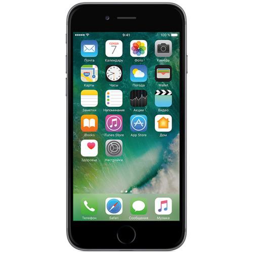 Телефон Apple iPhone 6 32Gb, Space Grey