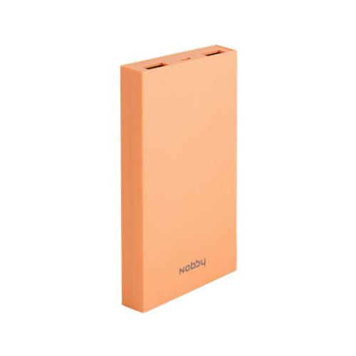 Внешний аккумулятор Nobby Practic 029-001 8000 mAh Peach