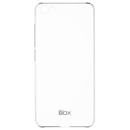 Накладка пластиковая skinBox Crystal Xiaomi Mi5 Clear