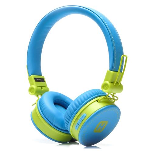 Bluetooth стереогарнитура Harper HB-202 накладная Yellow