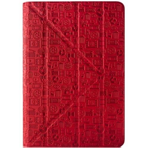 """Чехол-книжка Canyon универсальный 7"""" Life is (двусторонний) Red"""
