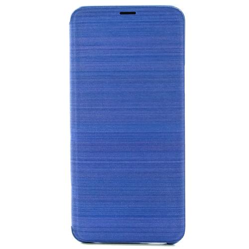 Чехол-книжка Samsung LED View Cover Galaxy S9 plus (EF-NG960PLEGRU) Blue
