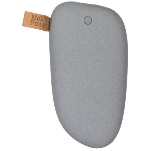 Внешний аккумулятор RedLine Stone 4000 mAh Grey