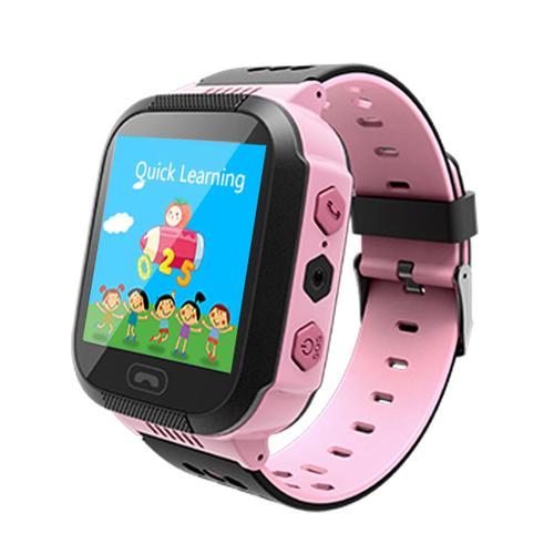 Умные часы Prolike PLSW300 детские Pink