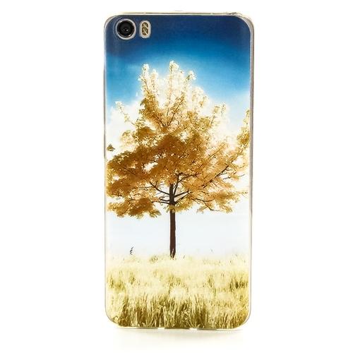 Накладка силиконовая Goodcase Xiaomi Mi5 White tree