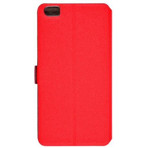 Чехол-книжка для Xiaomi Mi Note, PRIME book, красный фото 2