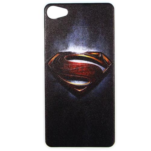 Накладка пластиковая Goodcase Meizu U10 Superman