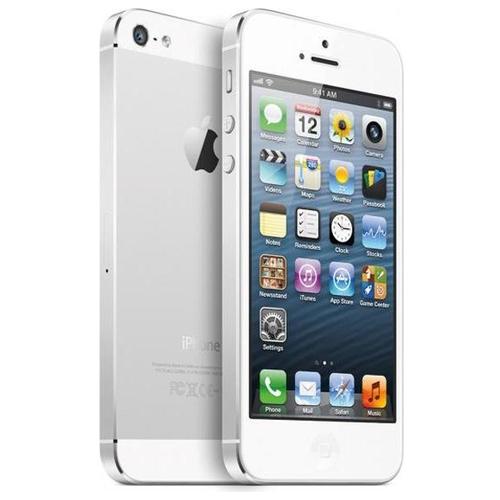 Телефон Apple iPhone 5 16Gb Silver