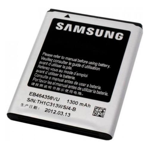 Аккумулятор для Samsung S6500/S7500/S6102/6802 (EB464358VU), Goodcom, 1300mAh