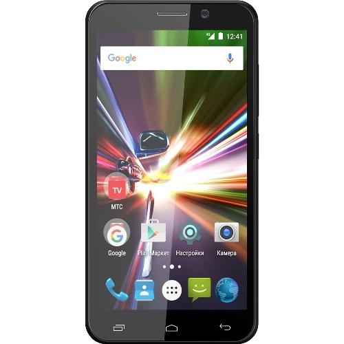 Телефон MTC Smart Race 4G Dual Sim Black