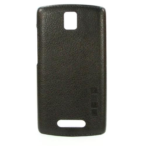 Накладка IS ANCLIP ZTE Blade L5/L5+ и/к Black